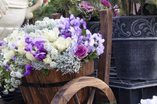 花の広告収入